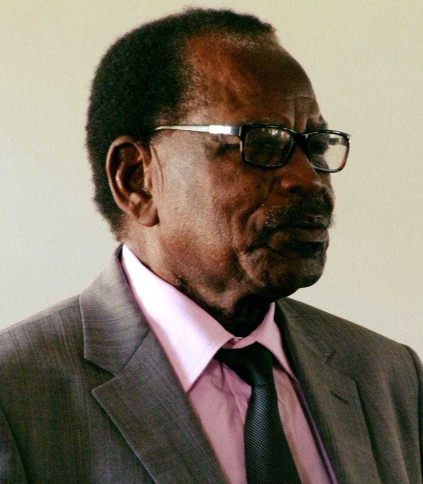Oshana Governor Sylvanus Vatuva passed away first Region 87