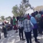 Campaign clashes