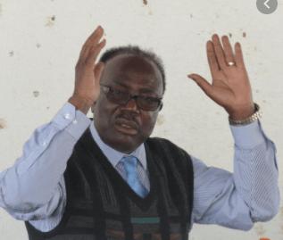 Controversy political area brewing Simeon Hipangwa retired teacher headman Okambebe village Ohangwena Region