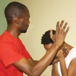 Namibian woman justify beatings
