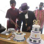 Nine decades of life celebrated