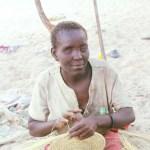 Woman defies odds despite blindness