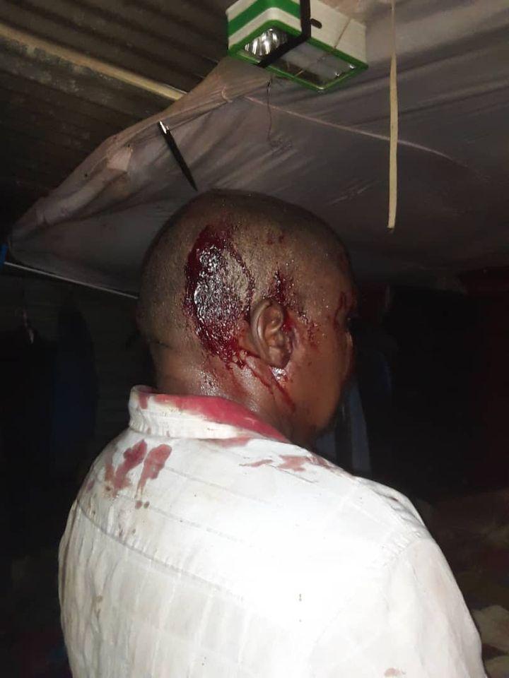 Accusations witchcraft shooting Okuryangava Windhoek Victor David shot member angry mob