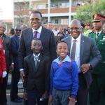 Geingob congratulates Magufuli on his re-election