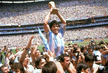 Global soccer icon Maradona dies