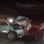 Six burned to death in horrific crash