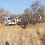 Car crash claims soldier's life