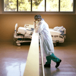 High infection rate among healthcare workers