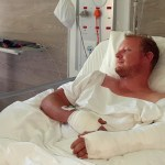 Lion attack victim recuperating well