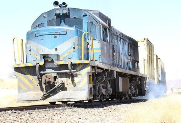 New locomotives will double freight traffic