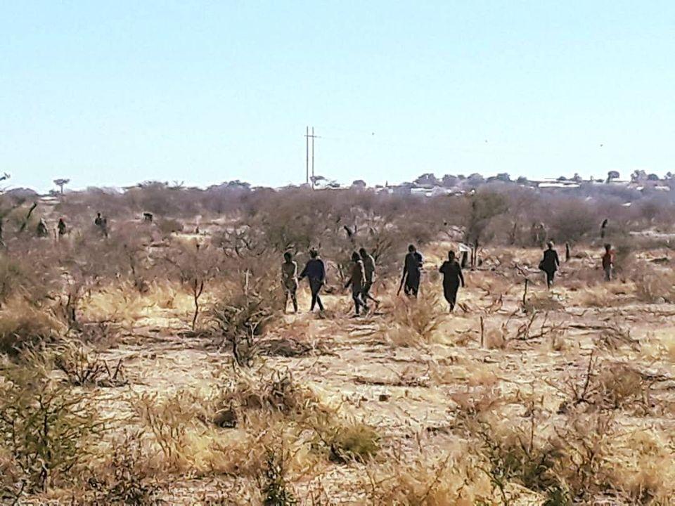 Okahandja land grabbers allowed stay September