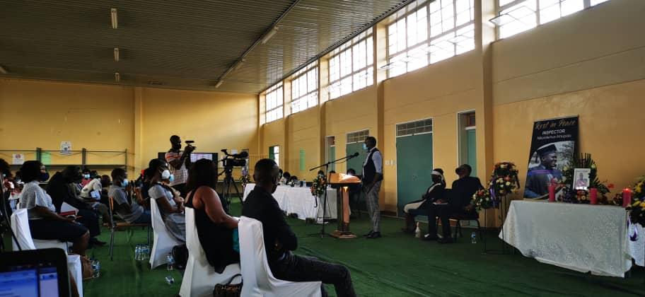 Inspector Education Oshakati Oshana region Nikodemus Amupolo Niko Intermediate Hospital