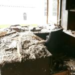 Burglars burn church properties to ashes