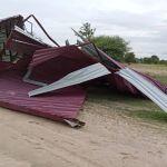 Hailstorm wreaks havoc at Ongha