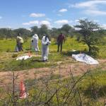 Mother and baby murdered, bodies dumped on B1