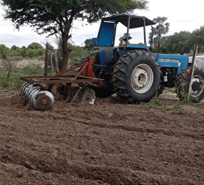 Ploughing season starts