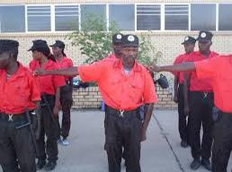 Rape female security guards spotlight
