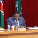 Corrupt officials tainting Namibian reputation, says Geingob