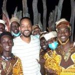 HOLLYWOOD MEETS NAMIBIA