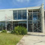 Incomplete building angers minister