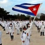 Namibia nominates Cuba for Nobel Prize