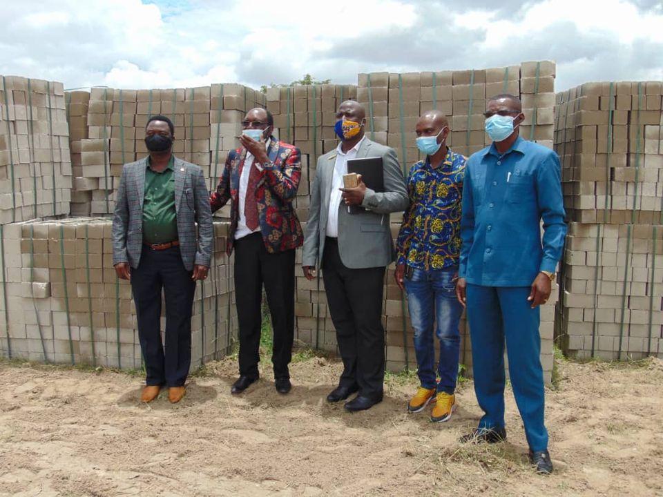 aid Omungwelume Ohangwena Regional Governor Usko Nghaamwa Secondary School