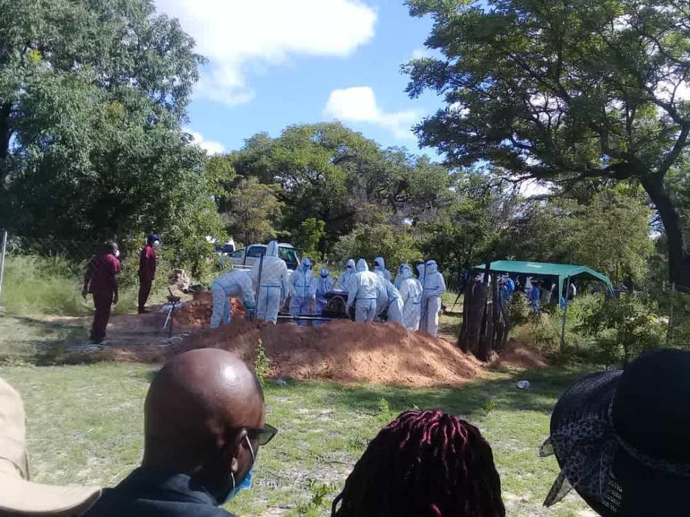 Nghipondoka laid rest Ondobe Alfeus Tuhafeni Kapala Ya Festus veteran liberation struggle
