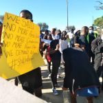 Protests at Jan Mohr School unauthorized