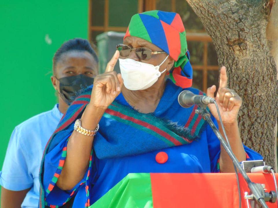 balance Nandi-Ndaitwah SWAPO destroy party