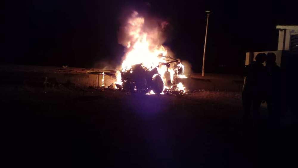 Five killed horrific crash burned Independence Day