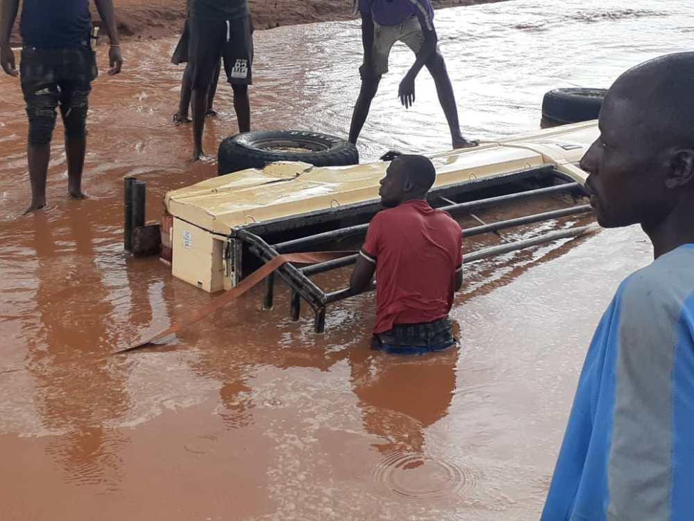 Kunene Region good rains effects drought farmers