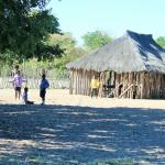 School Children severely affected by drought
