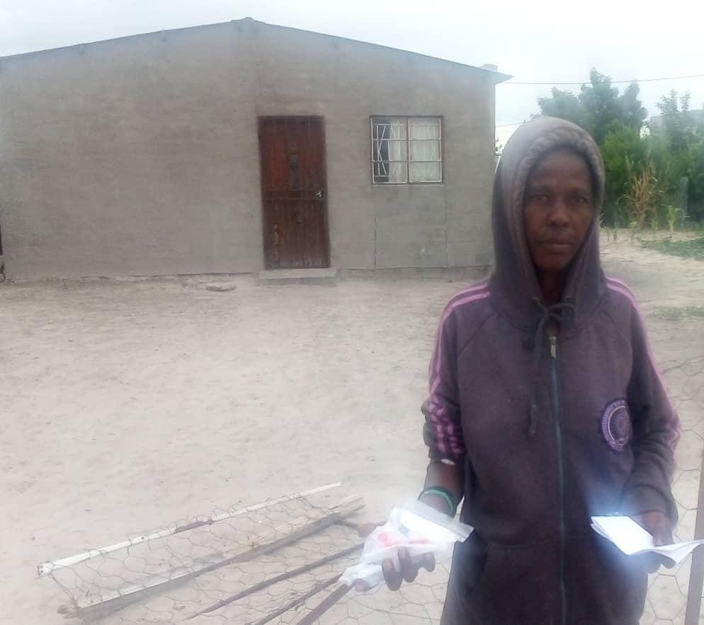 Family feud ends snakebite police intervention Okandjengedi informal settlement Oshakati