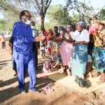 Geingob pays a personal visit to Nchindo family