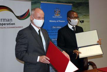 Germany lends Namibia N$1.8 billion