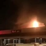 Fire destroys Swakopmund shop
