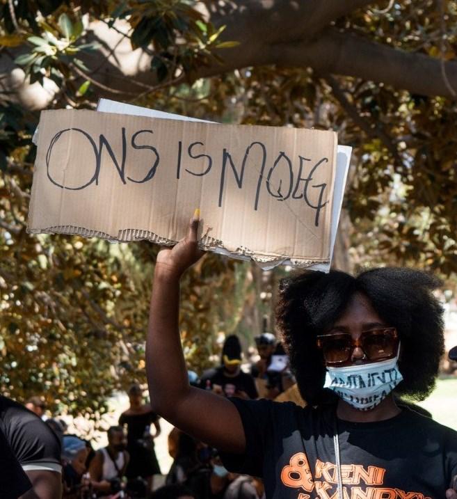 Inspector General Namibian Police Major Anne-Marie Nainda gender-based violence GBV humanity
