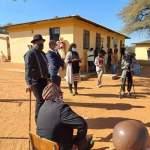 Otjinene inaugurates emergency isolation centre