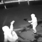 Sports shop looted by burglars