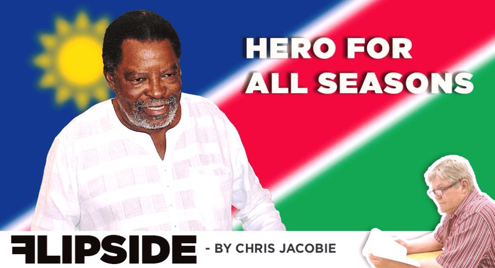 Covid-19 pandemic Namibian nation Marco Hausiku family party victims