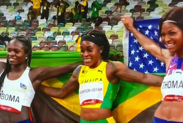 Mboma takes Olympic Silver in Tokyo