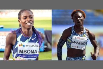 Namibian sprinters make Olympic history