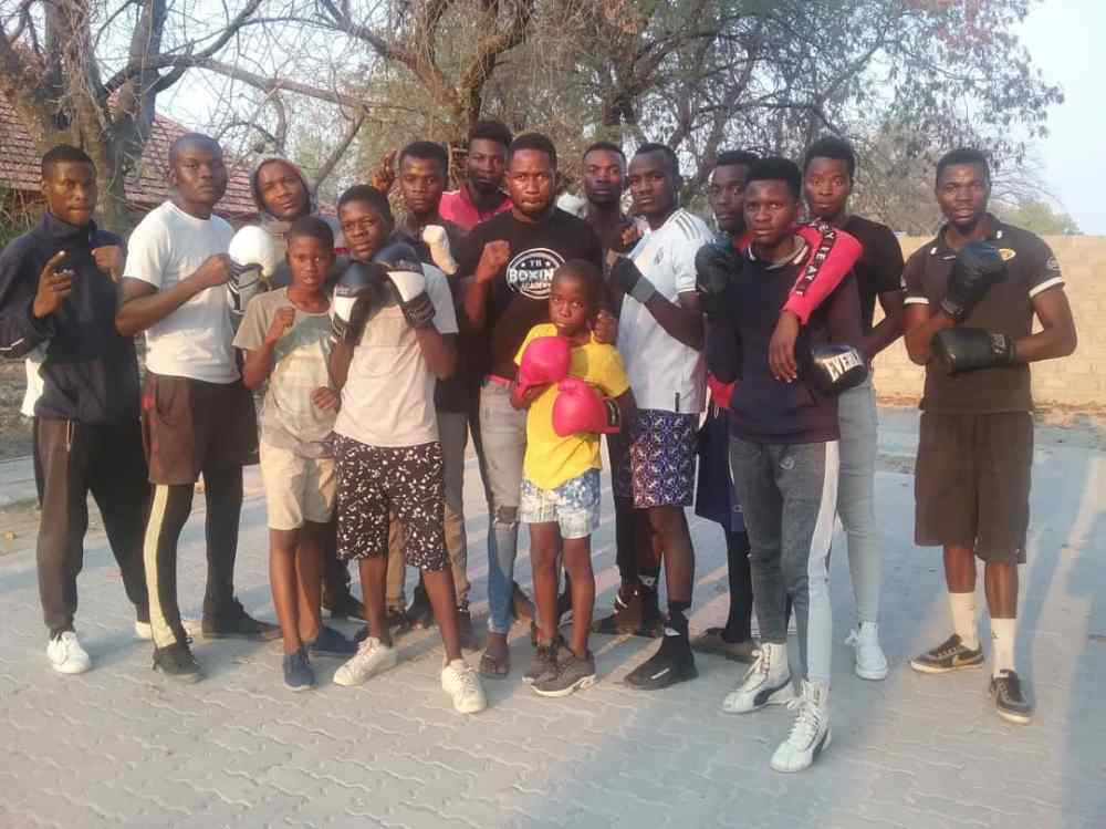 weekend Bulelo Amateur Boxing Bonanza Saturday Ondangwa Tennis Court Oshana