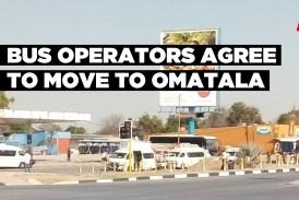 Bus operators agree to move to Omatala
