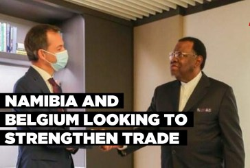 Namibia and Belgium looking to strengthen trade