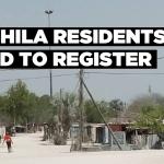 Oneshila residents urged to register