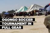 Ogongo soccer tournament in full gear
