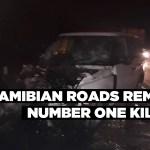 Namibian roads remain number one killer