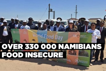 Over 330 000 Namibians food insecure