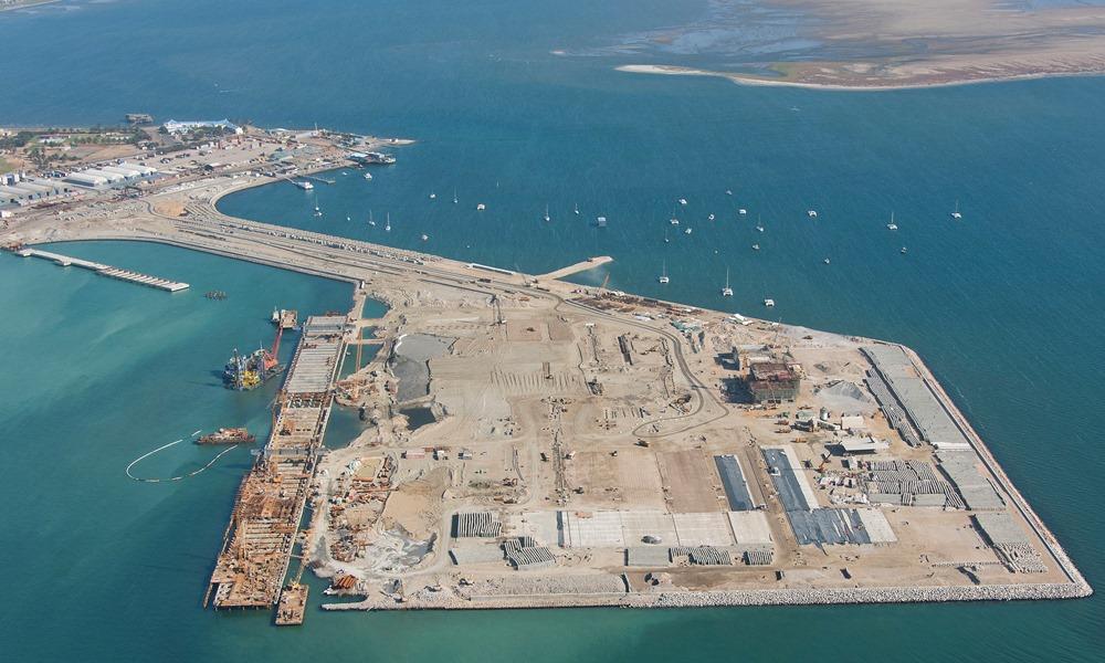Special Economic Zone Walvis BaySEZ port Walvis Bay NDP5 strategic objective Namibia logistics